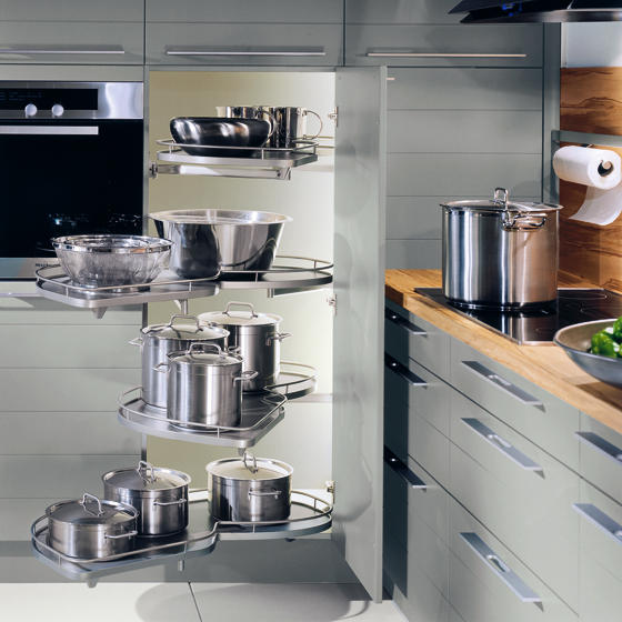 Le Mans Kitchen Storage: Urban Myth : More Than A Kitchen
