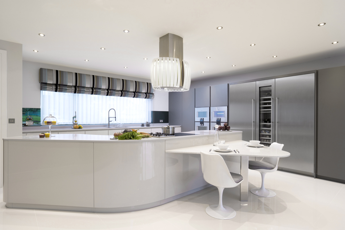 Urban Myth More Than A Kitchen Pedini Dune Light Grey