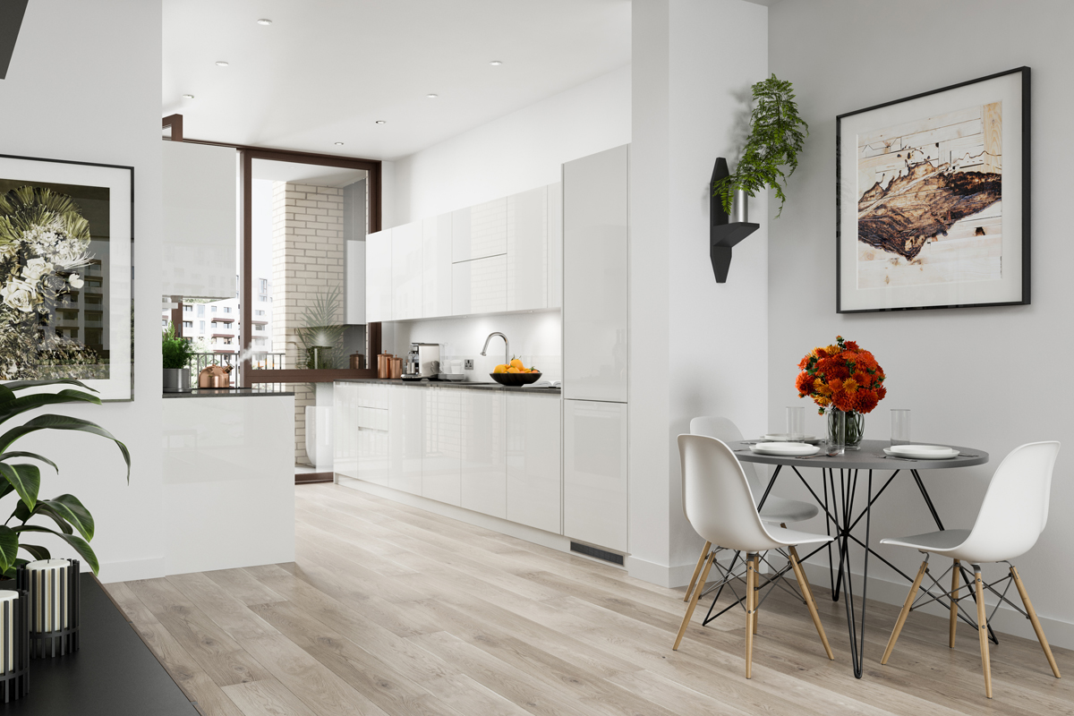 Urban Myth : More than a kitchen | New Garden Quarter