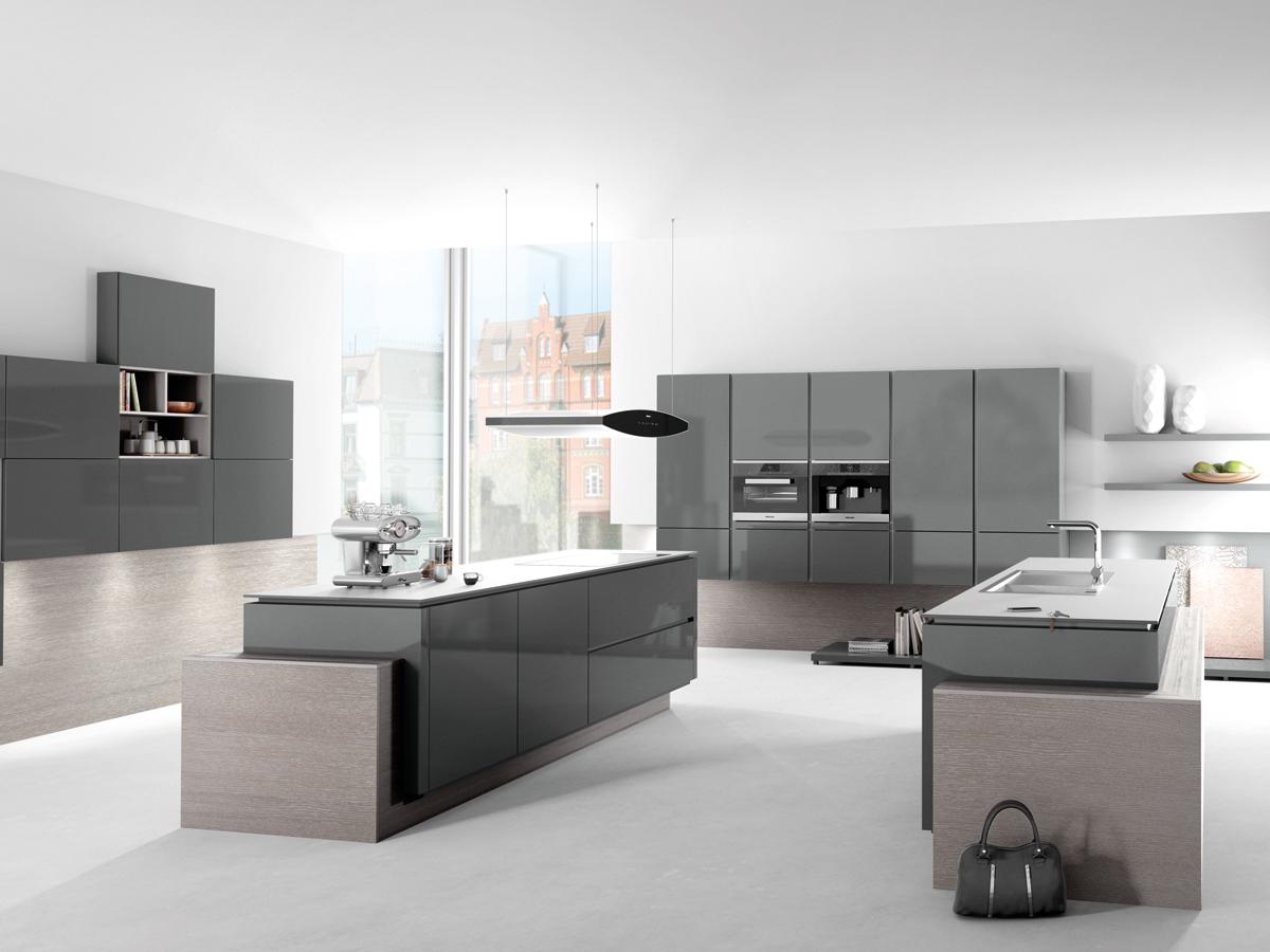 Urban Myth More Than A Kitchen Design Glass Lava Grey
